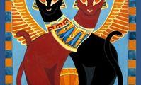 Древние египтяне считали кошек личностями