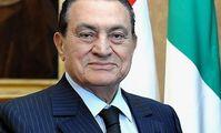 Президент Хосни Мубарак