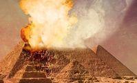 Великие пирамиды, Египет, Гиза