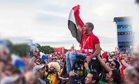 Растрогавший весь мир фанат-колясочник из Египта рассказал свою историю