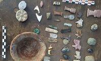 Гробницы римского периода обнаружены в Египте