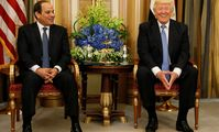 Трамп сделал комплимент президенту Египта по поводу его ботинок