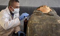"""Только не читайте! В Египте нашли отрывок из """"Книги мертвых"""""""