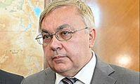 Посол Египта обсуждает ближневосточные проблемы в МИД РФ