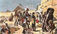 Что Наполеон забыл в Египте? И чего он там искал?