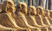 В Египте нашли загадочный саркофаг весом в 30 тонн