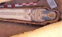 Деревянный саркофаг
