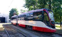 Египет купил украинский трамвай