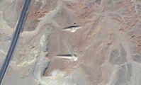 В Египте с помощью Google Maps обнаружили базу пришельцев
