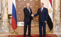 Путин назвал Египет надежным партнером России