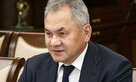 Шойгу прибыл в Египет, где проведет переговоры с президентом ас-Сиси