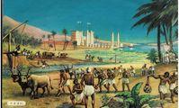 Древний Египет: одежда фараонов, воинов, крестьян