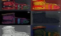 Щадящий метод визуализации помог выяснить, как древние египтяне красили носки