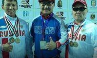 Якутяне стали чемпионами мира по жиму лежа в Египте