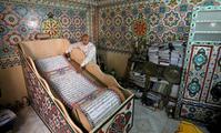 Египетский художник создал рукописный Коран длиной 700 метров