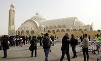 В Египте открыли крупнейшие на Ближнем Востоке коптский собор и мечеть