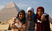 Молодежь Египта
