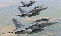 Франция заблокировала контракт с Египтом на поставку 12 истребителей Rafale