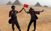 Все китайские туристы покинут Египет в течение пяти дней