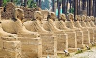 Знаменитые древние памятники Египта могут исчезнуть через 100 лет
