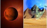 Уфолог обнаружил на Марсе египетскую гробницу