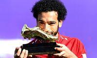 Бутсы футболиста Мохаммеда Салаха включили в египетскую коллекцию Британского музея