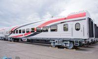 Египет получил очередную партию вагонов из России