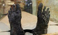 палец Эхнатона, отца Тутанхамона