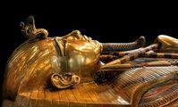 В Египте приступили к первой реставрации позолоченного саркофага Тутанхамона
