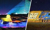 Знаменитое свето-музыкальное шоу Sound&Light у египетских Пирамид станет дешевле.