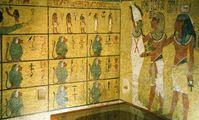 В Луксоре нашли утерянные экспонаты из гробницы Тутанхамона