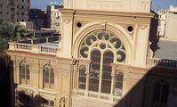 В Александрии открылась после реставрации востановленная военными синагога