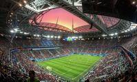 «Зенит-арена» установила новый рекорд посещаемости во время матча Россия – Египет