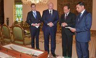 Лукашенко подарил президенту Египта казанский Коран