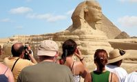 Туристам разрешили фотографировать достопримечательности Египта бесплатно