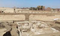 В египетском Абидосе нашли руины дворца Рамсеса II