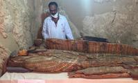 Египетские археологи обнаружили сенсационную находку в древней могиле