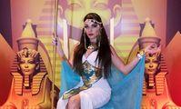 Азербайджанка стала в Дубае египетской царицей