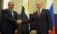 Ас-Сиси пригласил Путина в Египет на подписание контракта на АЭС