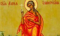 14 апреля - День памяти святой Марии Египетской