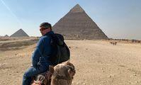 Челябинского путешественника задержали силовики в Египте из-за фотографий Суэцкого канала