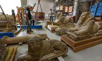Все «Сокровища гробницы фараона Тутанхамона» впервые представят в Большом Египетском музее