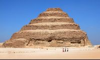 В Египте завершают реставрацию пирамиды Джосера