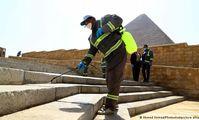 Коронавирус: Египет разрешил отелям принимать больше посетителей