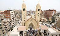 В Египте приостановлена деятельность христианских церквей из-за опасений нападения террористов