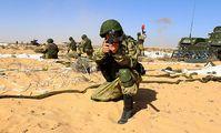 Десантники РФ и Египта провели отработку боевого взаимодействия на учениях под Каиром