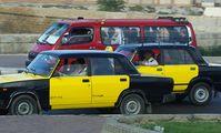 И такой транспорт есть в египте. Повозки