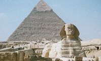 Египтянин погиб, упав с одной из пирамид в Гизе
