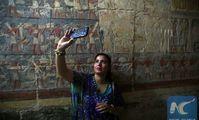 Египет впервые открыл 4000-летнюю гробницу для посещения