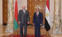 Президент Египта посетит Беларусь